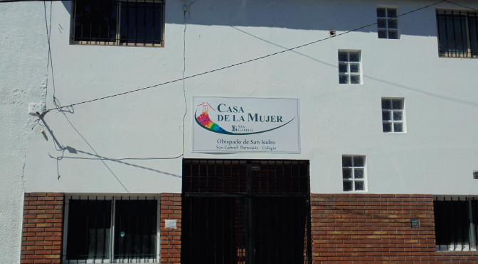 Casa de la Mujer San Gabriel: La Paz en camino